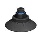 Flat Suction Cups Ø 35 to 125 mm, CFC series