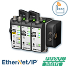 Mini-vacuum Pump Communicating via Industrial Fieldbus, LEMCOM series