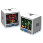 Vacuum Switch with 3-colour Display, PSD 100 series